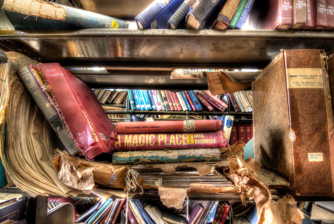 A Magic Place